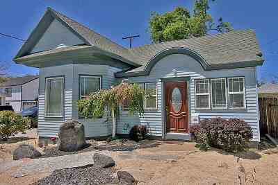 Sparks Single Family Home Active/Pending-Loan: 501 7th
