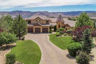 Reno Single Family Home For Sale: 14284 Quail Springs Ct.
