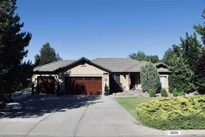 Washoe County Single Family Home Active/Pending-Loan: 12635 Water Lily Way