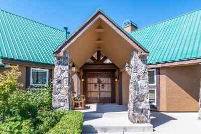 Washoe County Single Family Home For Sale: 14065 Moonrise Court