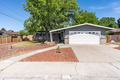 Washoe County Single Family Home Active/Pending-Loan: 1040 Johnson Place