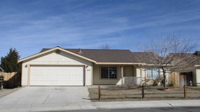 Fernley Single Family Home Auction: 639 Brook Ln