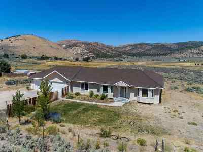 Reno Single Family Home For Sale: 55 Saddle Lane