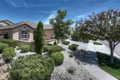 Washoe County Single Family Home Price Reduced: 1220 Cliff Park Way