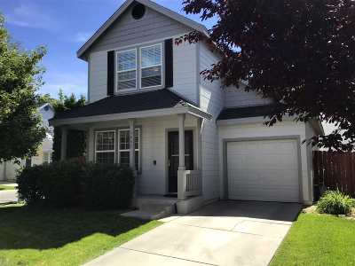 Carson City Single Family Home Active/Pending-Loan: 1437 Molly Drive