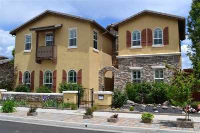 Minden Single Family Home For Sale: 1771 La Cita #NV