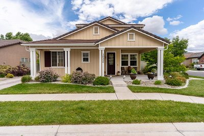 Reno Single Family Home Active/Pending-Loan: 10596 Crystal Bay Drive