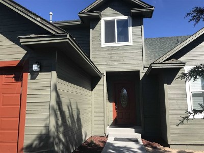 Reno Single Family Home For Sale: 2571 Cartwright