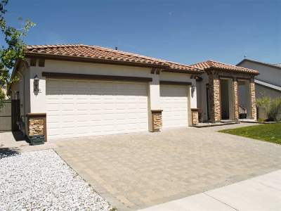Single Family Home Active/Pending-Loan: 8130 Opal Station Dr