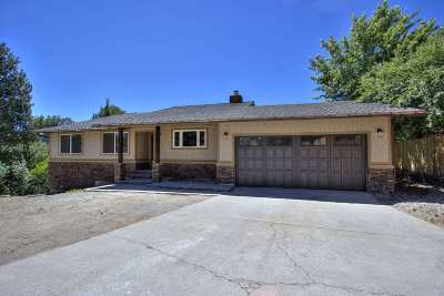Reno Single Family Home For Sale: 1460 Joanie Court