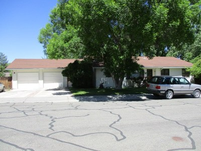 Winnemucca Single Family Home Active/Pending-Call: 25 Julie Court