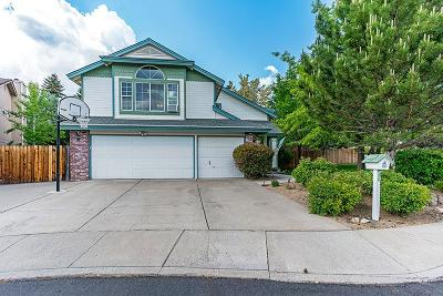 Single Family Home For Sale: 1291 Dawson Drive