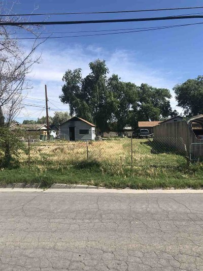 Fallon Residential Lots & Land For Sale: 206 W A Street