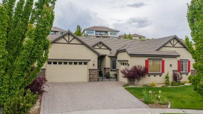 Reno Single Family Home For Sale: 9425 Robb Ct