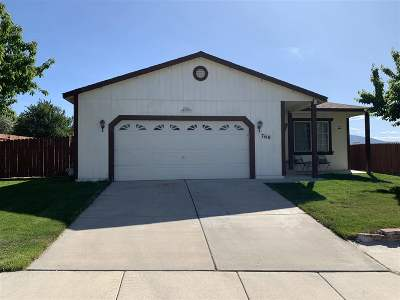 Sun Valley Single Family Home For Sale: 760 Snowdrop Court