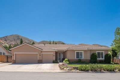 Reno Single Family Home Active/Pending-Loan: 5880 Lone Horse Dr.