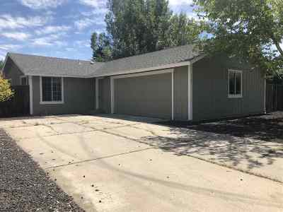 Carson City Single Family Home Active/Pending-Loan: 4162 Ramsey Circle