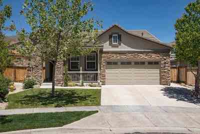 Reno Single Family Home New: 7735 Basin River Ct.