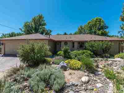 Washoe County Single Family Home Active/Pending-Call: 11005 Bondshire Drive