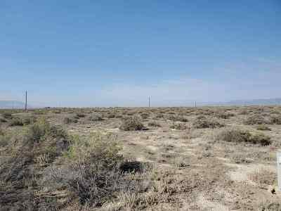 Battle Mountain Residential Lots & Land For Sale: 1765 3300 East Street