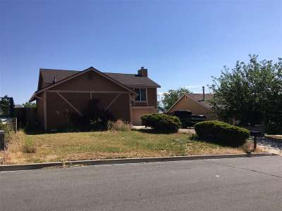 Sparks Single Family Home For Sale: 7085 Freedom Dr.