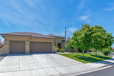 Reno Single Family Home New: 2755 Bull Rider Drive