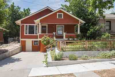Reno Single Family Home New: 1155 Buena Vista