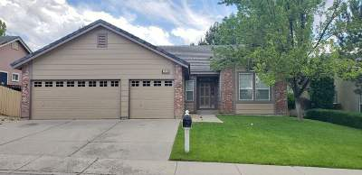 Sparks Single Family Home For Sale: 1529 Disc Drive