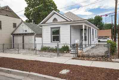 Sparks Single Family Home For Sale: 919 E Street