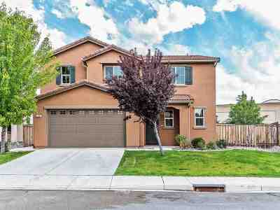 Reno Single Family Home New: 230 Bolzano Drive