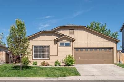 Reno Single Family Home New: 9215 Brightridge
