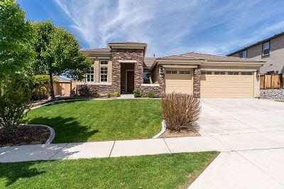 Reno Single Family Home For Sale: 2365 Peavine Valley #Rd