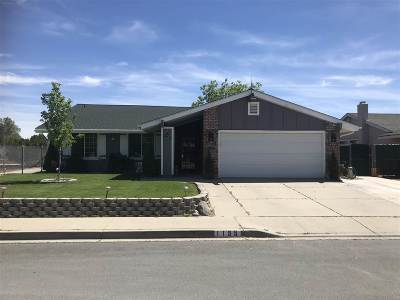 Carson City Single Family Home Active/Pending-Loan: 1155 Shady Oak Dr.