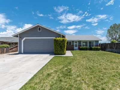 Carson City Single Family Home Active/Pending-Loan: 2315 Eastridge