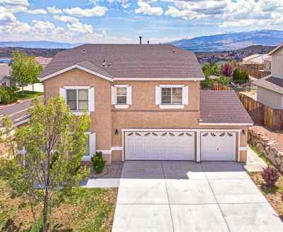 Reno Single Family Home For Sale: 1498 Orca Way