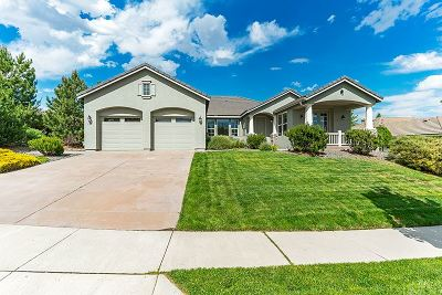 Reno Single Family Home New: 2298 Placerwood Trl