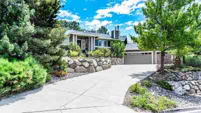 Reno Single Family Home Back On Market: 3224 Thornhill Dr.
