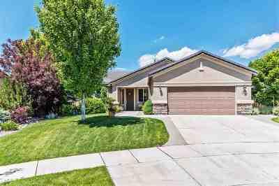 Sparks NV Single Family Home New: $369,000