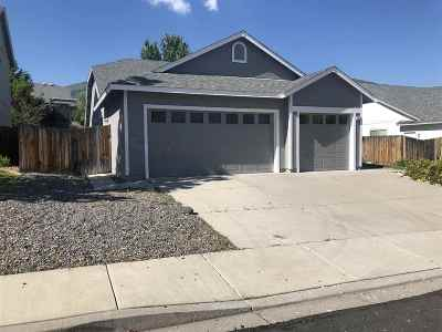 Single Family Home Active/Pending-Loan: 7870 Sand Pebble Dr
