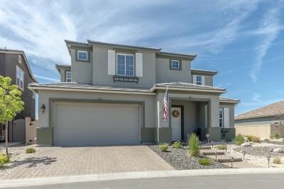 Reno Single Family Home New: 2810 Ethelinda