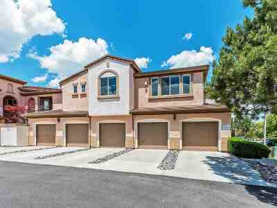 Washoe County Condo/Townhouse Active/Pending-Loan: 6141 Ingleston Dr #826 #826