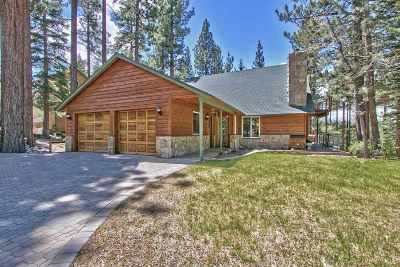 South Lake Tahoe Single Family Home For Sale: 2297 Del Norte St.