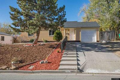 Washoe County Single Family Home Price Raised: 1985 Keystone Ave