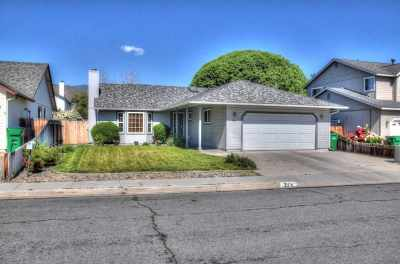 Carson City Single Family Home New: 3174 Halleck Drive