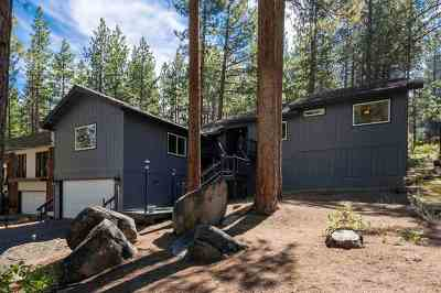 Zephyr Cove Single Family Home New: 1031 Lynn Way