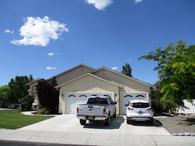 Fernley Single Family Home For Sale: 1940 Four Iron Ct