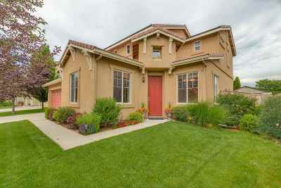 Reno Single Family Home New: 10739 Grayslake Drive