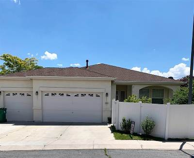 Carson City Single Family Home Active/Pending-Call: 2823 Tanager Ct.
