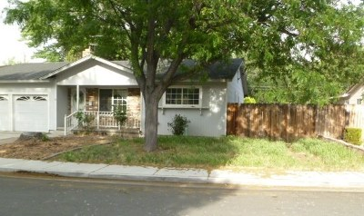 Washoe County Single Family Home Active/Pending-Loan: 4610 Alder Dr