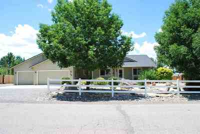 Fernley Single Family Home Active/Pending-Call: 105 Country Ranch Road